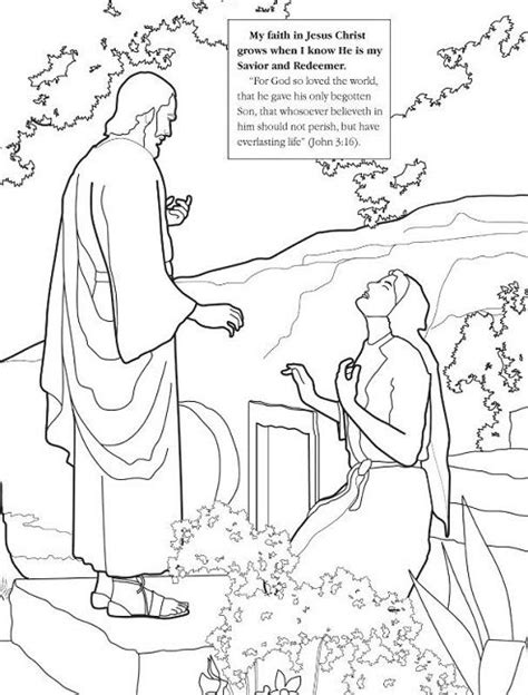 lds coloring pages easter 214 best images about lds children s coloring pages on