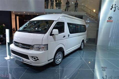 Foton Car Wallpaper Hd by Foton Shanghai 2013 Hd Pictures Automobilesreview