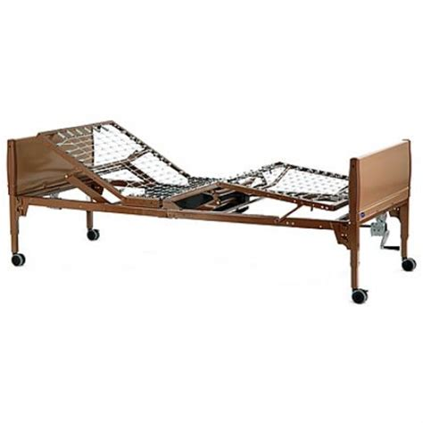 electric hospital beds invacare value semi electric hospital bed package