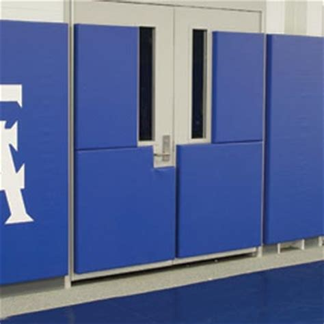 Wall Mats For Gyms by Wall Pads Custom Cutouts Custom Made Wall Padding
