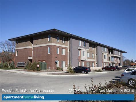 Apartments At Iowa Franklin Field Senior Apartments Des Moines Ia