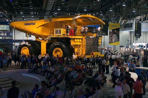 international truck show las vegas komatsu to buy joy global for 2 9 billion wsj