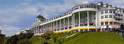 Great Tea Rooms Of America - america s true grand hotel grand hotel mackinac island