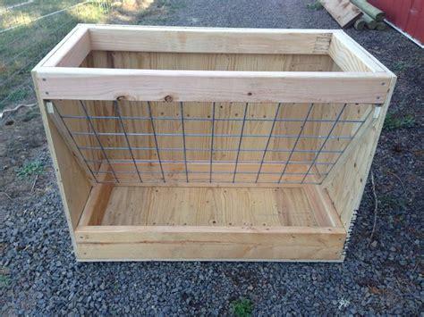 Diy Goat Feeder 25 best ideas about hay feeder on diy hay feeder goat feeder and goat pen