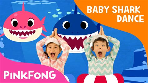 baby shark youtube pinkfong baby shark dance sing and dance animal songs