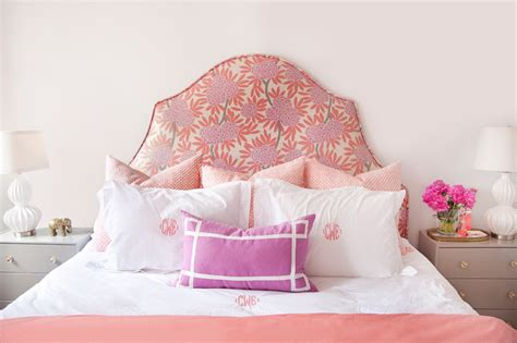 girly headboards caitlin wilson textiles mint fleur chinoise contemporary