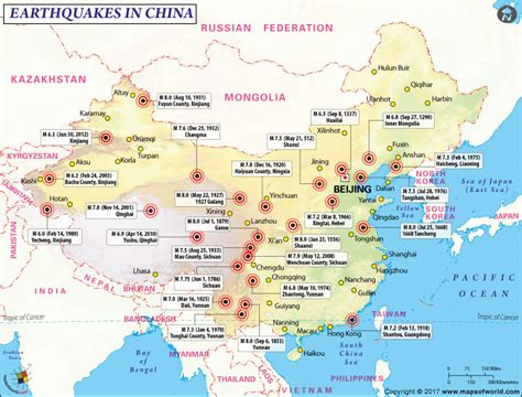 earthquake in china china earthquake map area affected by earthquake in china