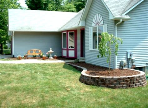 small front yard landscaping ideas on a budget home dignity