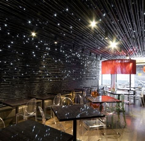 lighting for restaurants and bars new concept modern restaurant decor with bar by elenberg