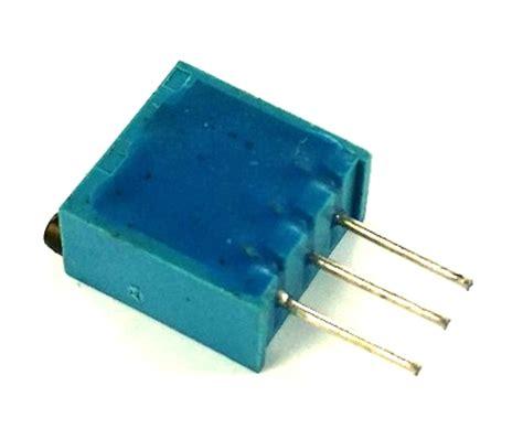 murata resistors 500 ohm trimpot variable resistor murata pot3106w 1 501 west florida components