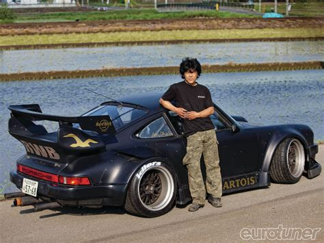 1991 porsche 911 turbo rwb 1991 porsche 911 turbo hooned 911 eurotuner magazine