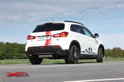 X Race Germany Tunes Mitsubishi ASX RS   autoevolution