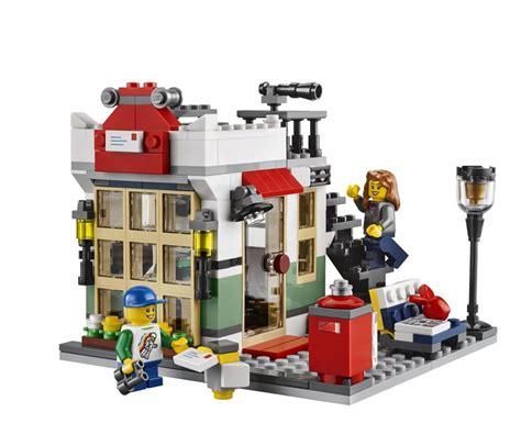speelgoed winkel online lego creator speelgoedwinkel en supermarkt 31036 lego