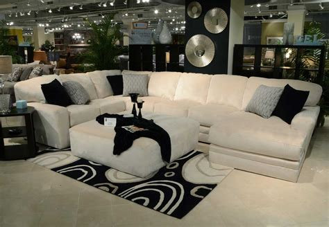 Jackson Sectional Sofa Jackson Everest Sectional Sofa Set B Ivory Jf 4377 Sect Set B Ivory At Homelement