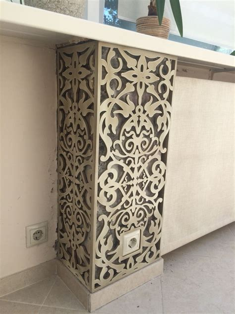 meuble pin 3716 column laser cut decor screens laser