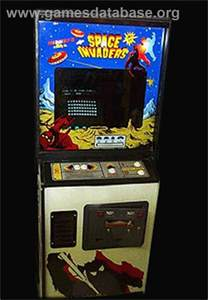 space invaders cabinet space invaders arcade database