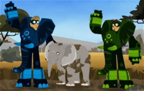 kratts elephant in the room aventuras os kratts aventuras os kratts um elefante incomoda muita gente