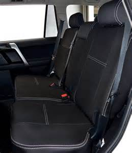 Seat Covers For Toyota Toyota Seat Covers Toyota Prado New Black Car Seat Cover
