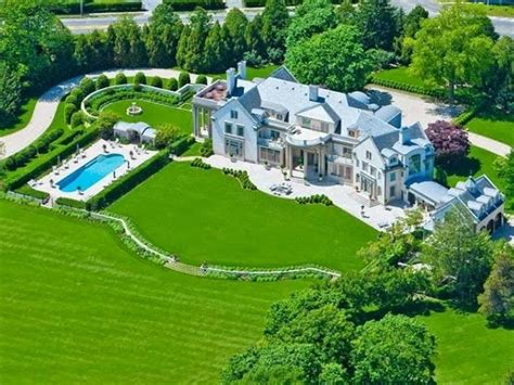 Amazing 50 Million Dollar Homes #1: Aerial%2Bview%2Bwatermill%2Bestate%2Bmansion%2Bbig%2Bhouse.jpg?resize=640%2C480