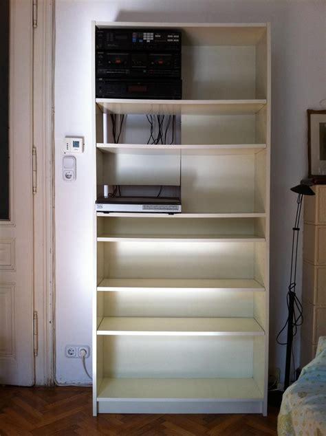wohnzimmer deko hell - Weiße Ikea Regale
