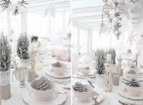 Winter Wonderland Wedding Table Decorations - d 233 co de no 235 l 2017 101 id 233 es pour la d 233 coration de no 235 l