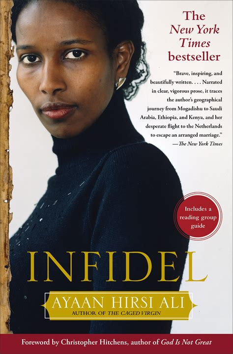 infidel book by ayaan hirsi ali official publisher