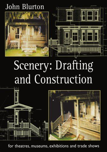 Theatre With Paperback scenery drafting and construction for theatres museums