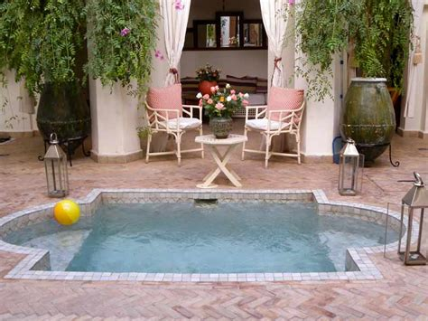 splash pool ideas riad le coq berb 232 re book le coq berb 232 re riad in