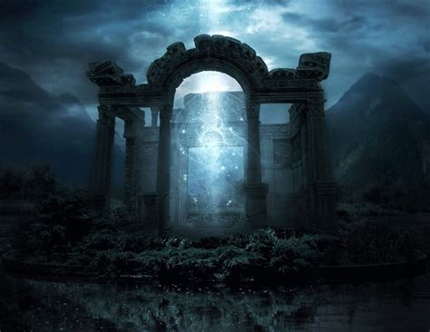 temple of the black light books wordless wednesday gateways booknvolume