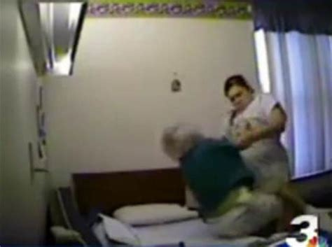 hide cam see it shocking hidden camera footage shows nurses