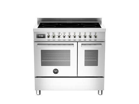 cucine a induzione con forno 90 cm piano a induzione forno elettrico doppio bertazzoni