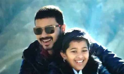 actor vijay daughter recent photos vijay s son jason sanjay divya saasha viral photos