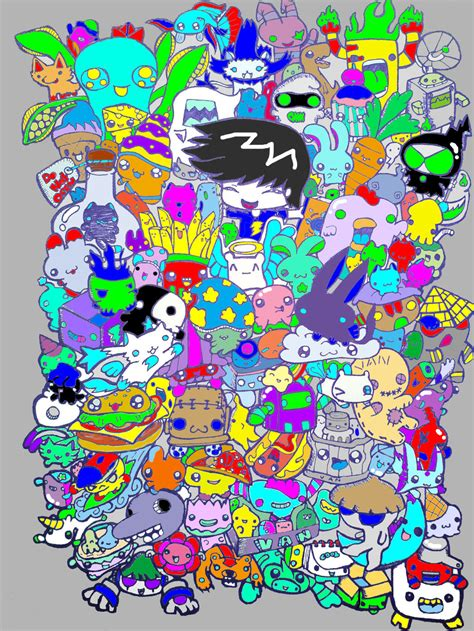 my doodle login doodle my doodle monsters d by shadowvan on deviantart