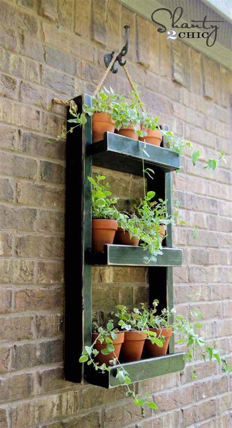 adorable diy hanging planter ideas  beautify