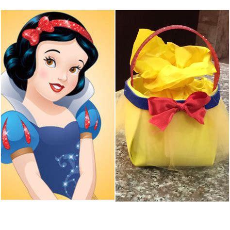 imagenes de blancanieves como hacer un dulcero facil blanca nieves birthday bag