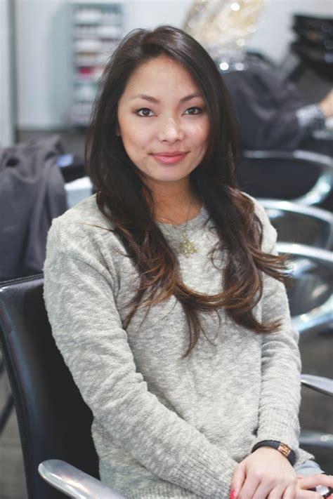 japanese hairstyles nyc balayage asian hair nyc