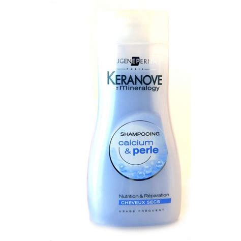 La Perle Gorgeous 250 Ml keranove shooing perle calcium 250 ml cheveux