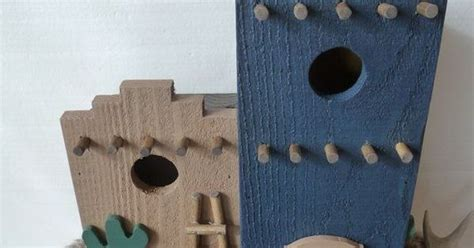 feeder pattern in spanish southwestern spanish mexican adobe decorative outdoor bird
