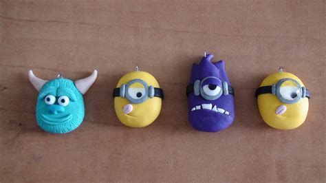 Modelling Clay Minion Phil clay sully and despicable me minions by roughsketcher101 on deviantart