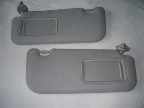 Toyota Sun Visor Recall Find 2009 2011 Toyota Matrix Shade Sun Visor Gray