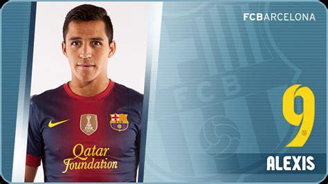 alexis sanchez achievements fc barcelona players