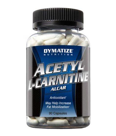 n acetyl creatine dymatize acetyl l carnitine alcar 90 caps buy dymatize