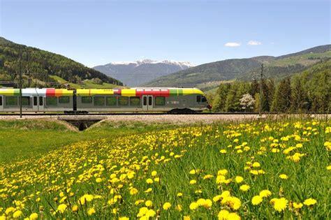 orari trento e bolzano in treno in alto adige linee orari e collegamenti