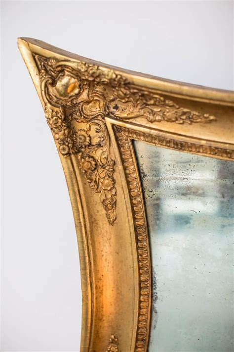 Mirrored Wall Sconce Later Empire Mirrored Wall Sconce For Sale At 1stdibs