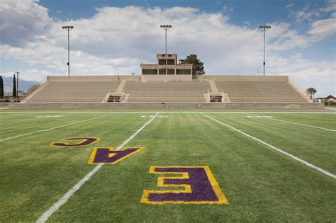 EAC Gila Monster Athletics - Facilities