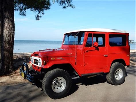 Classic Toyota Land Cruiser Classic Toyota Land Cruiser For Sale On Classiccars