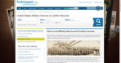 U S Records Free Genea Musings U S Records Free On Findmypast From 24 To 27 May