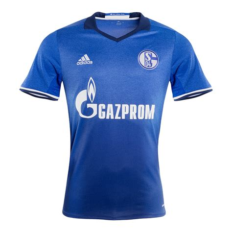 fc schalke 04 unveil 2016 18 home jersey soccer365