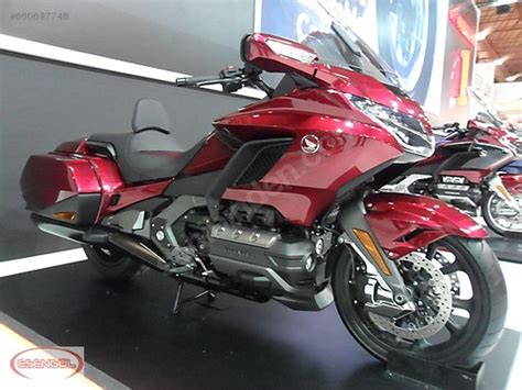 honda goldwing fb  model touring motor motosiklet