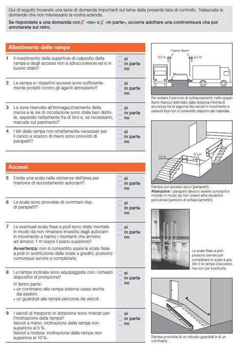 check list sicurezza uffici checklist gratis sicurezza sul lavoro